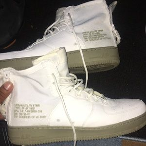 Nike AF1 OFF WHITE ONES